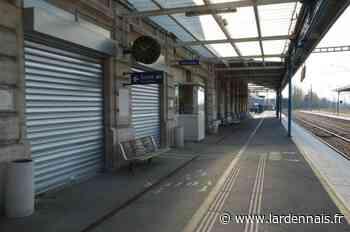 À Sedan, la gare a fermé ses portes au public - L'Ardennais