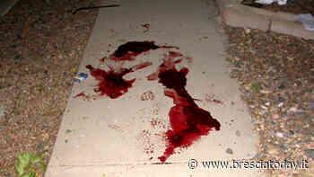 Rissa da Far West in strada: si picchiano a colpi di spranghe e bastoni - BresciaToday