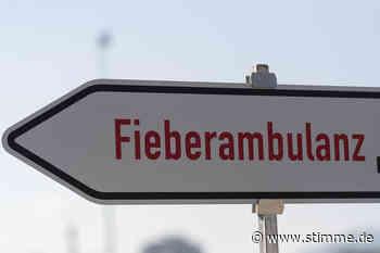 Fieberambulanz in Neckarsulm nimmt Betrieb auf - Heilbronner Stimme