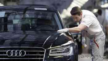 Neckarsulm: Hart getroffen von Corona-Krise: Audi verlängert Kurzarbeit zum zweiten Mal | Deutschland & Welt - Westfälischer Anzeiger