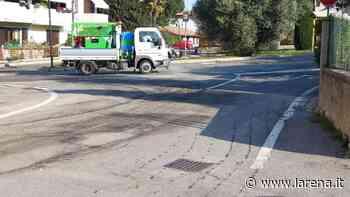 Bardolino, pulizia strade a Cisano e Calmasino - L'Arena