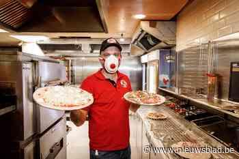 """1.000 pizza's voor coronahelden: """"Waarom ik dit doe? Uit menselijkheid"""""""