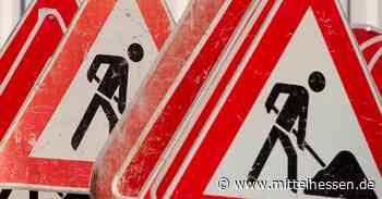 Vollsperrung bei Bad Camberg an drei Wochenenden - Mittelhessen