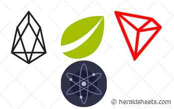 Bitfinex Launches Staking Rewards for EOS, Cosmos (ATOM), VSYS; Deposit for Tron (TRX) Coming Soon - Herald Sheets