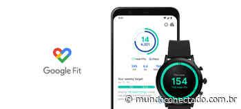 Novo design do Google Fit foca na contagem de passos - Mundo Conectado