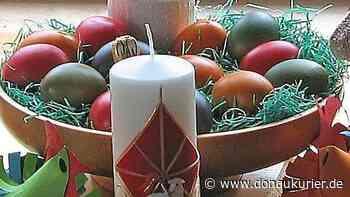 Hilpoltstein: Vom 'Antlasstag' bis zum 'Haberling' - Rund um das höchste Fest der Christenheit gibt es viele Bräuche - Verstecke Eier, verbrannte Scheite und heimliches Waschen - donaukurier.de
