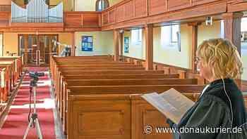 Hilpoltstein: 'Gott sagt Ostern nicht ab' - Hilpoltsteiner Kirchengemeinden sind mit Videos, Andachten und Botschaften über die Feiertage verstärkt im Netz aktiv - donaukurier.de