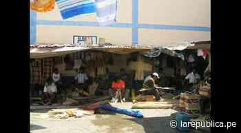 Estado de emergencia: reos del penal de Picsi piden les den beneficios penitenciarios - LaRepública.pe