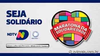 Grupo ND lança Maratona da Solidariedade; saiba com ajudar em Blumenau - ND