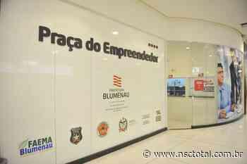 Praça do Empreendedor de Blumenau tem novo comando - NSC Total