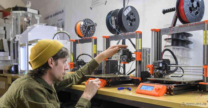 "Corona-Krise:  Heidelberger ""Makerspace"" druckt Schutzausrüstung im 3D-Drucker"