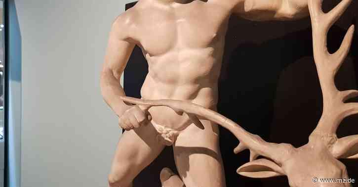 Kurpfälzisches Museum Heidelberg:  Herkules kämpft jetzt online