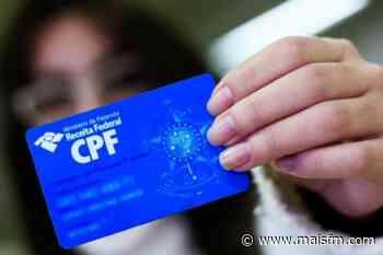 Problemas no CPF devem impedir recebimento do dinheiro do auxílio emergencial - MaisFM