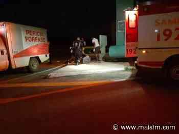 Acidente de trânsito resulta em morte na cidade de Cariús - MaisFM
