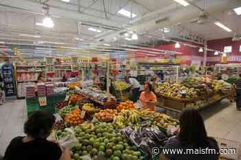 Supermercados faturam 20% a mais com isolamento social - MaisFM
