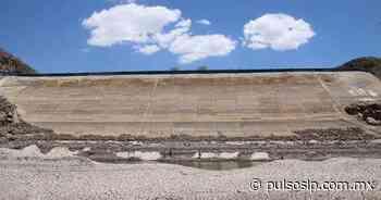 El estiaje convierte las presas en charcas (VIDEO) - Pulso de San Luis