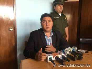 Gobierno aguarda informe sobre fallecido en Punata para tomar acciones - Opinión Bolivia