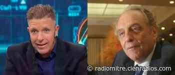 """El tenso cruce entre Alejandro Fantino y Carlos Heller: """"No me chicanees"""" - Radio Mitre"""