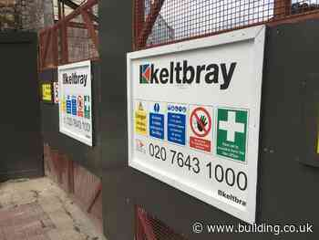 Key London subcontractor furloughs third of staff