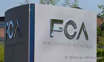 Fiat Chrysler CEO says group to produce face masks in Asia - union representative - Yahoo Finance