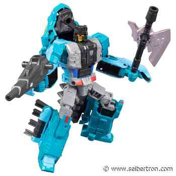 Transformers Generations Selects Kraken / Seawing and Lobclaw / Nautilator up for order on Hasbro Pulse - seibertron.com