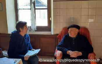 Monein : à presque 102 ans, Jean Roger raconte sa vie en confinement - La République des Pyrénées