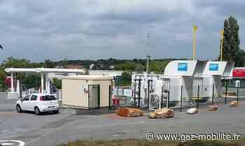 Val d'Oise : ENGIE Solutions ouvre la station GNV de Saint-Witz - Gaz-Mobilite.fr