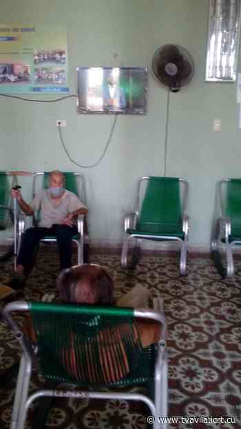 Garantizan cuidado de adultos mayores en casa de abuelo del municipio Morón - tvavila