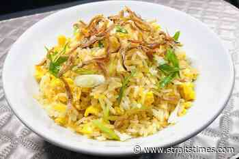Covid-19 stay-home guide: Fuss-free, easy egg fried rice - The Straits Times