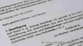Landeskriminalamt ermittelt: Betrugsverdacht: NRW stoppt Zahlung von Corona-Soforthilfen