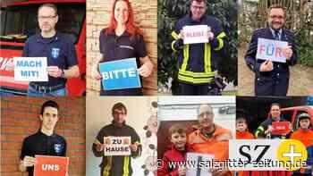 Brechtorfer Feuerwehr beteiligt sich an Bleibt-zu-Hause-Aufruf