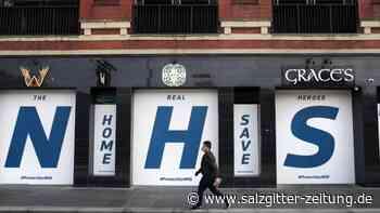 Premier League: Profis in England sammeln für britischen Gesundheitsdienst