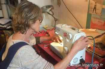 Coronavirus : à Puteaux, les machines à coudre sortent des placards - Le Parisien