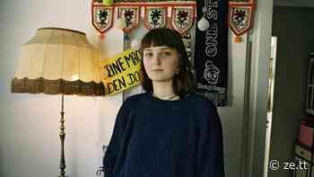 """Lilli, 19 – """"Ich finde es schlimm, dass in Berlin so viel Kiez zerstört wird"""" - ze.tt"""