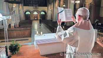 Mit Osterkerze vor dem Bildschirm: Welche Gottesdienste die Kirchen in Berlin an Ostern anbieten - Tagesspiegel