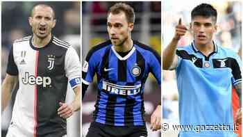 Serie A ripartenza: Juventus-Lazio-Inter, ecco il borsino