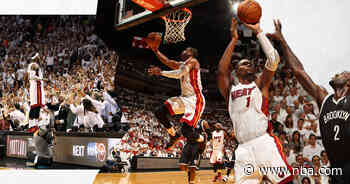 Looking Back On The 2014 ECSF Between The HEAT & Nets