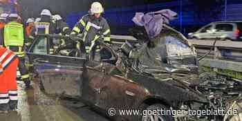 Sittensen - Zwölf Verletzte bei zwei Unfällen auf der A1 - Göttinger Tageblatt