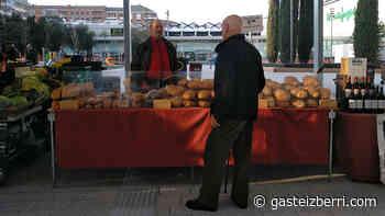 El mercado de productores de Santa Barbara queda suspendido - GasteizBerri.com