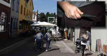 Maskierter Mann mit Messer bedroht Imbiss-Mitarbeiterin in Mettlach - sol.de