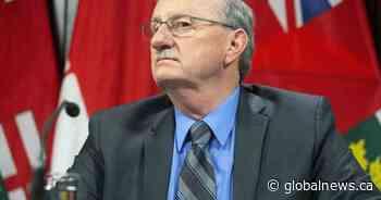 Ontario health officials unveil new testing guidelines, criteria for coronavirus