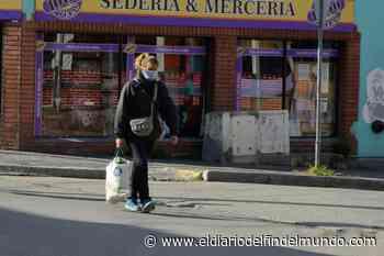 Destacan acatamiento del uso de mascarillas faciales en Ushuaia - El Diario del Fin del Mundo