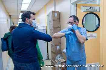 El Municipio de Ushuaia entregará más reactivos al hospital para detectar coronavirus - El Diario del Fin del Mundo
