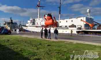 """Amarró el buque """"Ushuaia"""" pero sus pasajeros no descenderán hasta corroborar su estado de salud - InfoBrisas"""
