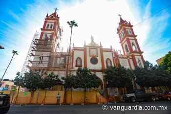 Supervisan obras en el Santuario del Perpetuo Socorro de Torreón - Vanguardia.com.mx