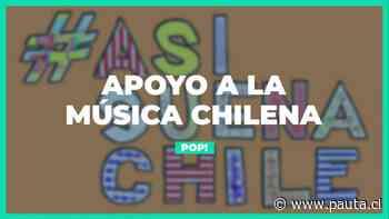 'Así suena Chile': el socorro a los músicos en cuarentena - pauta