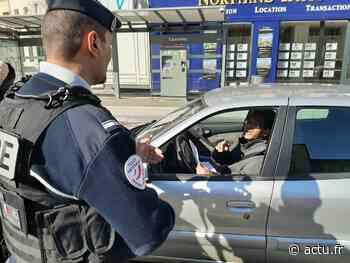 A Maisons-Alfort, un individu sans attestation de sortie s'en prend aux policiers - actu.fr