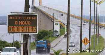 Ponte Rio Negro não está fechada, esclarece Governo do AM   Manaus - Jornal A Crítica