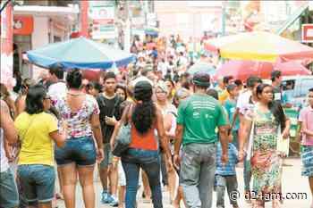 Coronavírus no Amazonas Isolamento em Manaus está abaixo dos 48%, aponta pesquisa nacional - D24am.com