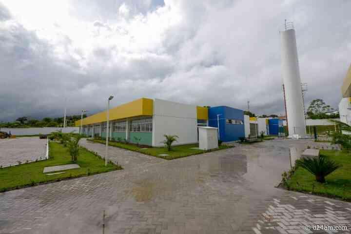 Coronavírus no Amazonas Arthur anuncia criação de hospital de campanha na zona norte de Manaus Hospital - D24am.com